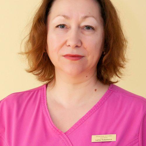 Larisa Šušpanova